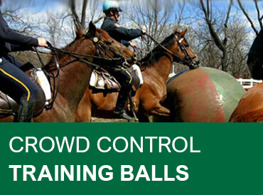 Crowd Control Training Balls